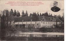 CHATILLON-SUR-SEINE ancien couvent des cordeliers