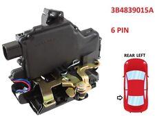 SKODA OCTAVIA MK1 1 I VW GOLF 4 IV BORA DOOR LOCK MECHANISM REAR LEFT 3B4839015A