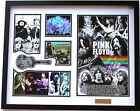 New Pink Floyd Signed Limited Edition Memorabilia Framed