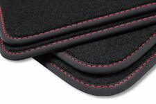 Premium Fußmatten für Seat Leon 2 1P FR Cupra Style Bj. 2005-2012
