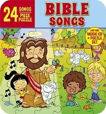 Bible Songs - Little Sunshine Kids - Music CD  *disc two only