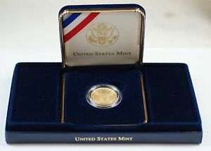 2006 San Francisco Old Mint $5 Gold UNC Commemorative Coin with Box & COA