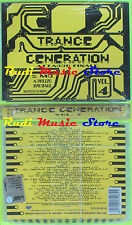 2 mc TRANCE GENERATION VOL.4 Attacco finale SIGILLATA BISMARK STORM cd lp dvd