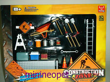 Phoenix Toys 18425 Construction Zone Hobby Grade Display Accessories 1/24
