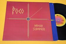 POCO LP INDIAN SUMMER UK 1977 NM ! MAI SUONATO ! AUDIOFILI !!