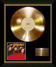 Bee Gees / Ltd Edition CD Gold Disc / Record / Spirits Having Flown