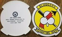 VINTAGE NOS Sluggers Fighting 103 Air Force One FAST USA SHIPPING