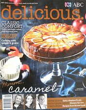 ABC Delicious Magazine May 2013 No 126 - Classic Comfort - Meat Free Mondays