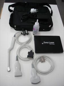 Digital Ultrasound Diagnostic Scanner - Complet package