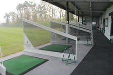 Golf Driving Range Netted Bay Dividers - 4 METERS LONG