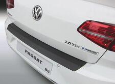 GENUINE VW PASSAT B8 SALOON ACCESSORY REAR BLACK PLASTIC BUMPER PROTECTOR TRIM