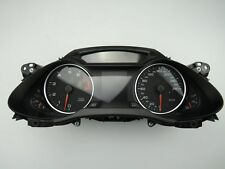 Audi A4 8K TSI Kombiinstrument Tacho 8K0920930G Benzin MFA Distanzregelung ACC