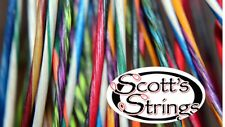 Order Bow Strings!!!! New Full Set for Compound Archery Hunting Target Lot