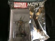 Eaglemoss Marvel Movie * CALABRONE ISSUE 17 * With Magazine NEW ITALIAN VERSION