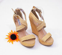 EUC Steve Madden Haywire Wedges US 10M