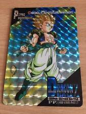 Carte Dragon Ball Z DBZ PP Card Part 27 #1182 Prisme (Version Soft) AMADA 1995