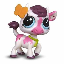 Littlest Pet Shop Get The Pets Single #3747 BUTTERY GREENFIELD the Cow (A9403)