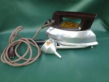 Ferro da stiro vapore vintage epoca '70 Super Dampf CDB old iron