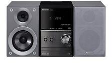 PANASONIC SC-PM602 Micro-System USB CD CD-R CD-RW DAB+ Gray/Black Genuine New