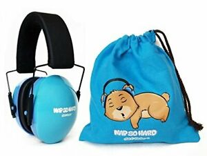 NEW Safest Baby Ear Protection Kids Ear Muffs - 29db Noise Reduction Cancelling