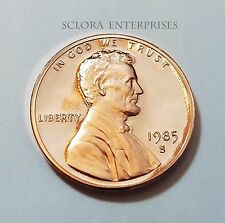 1985 S LINCOLN MEMORIAL *PROOF* CENT / PENNY  **FREE SHIPPING**