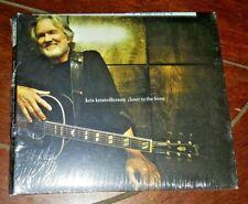 Closer to the Bone by Kris Kristofferson [Digipak] (CD, 2009) Free Shipping!