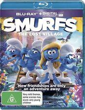 The Smurfs - Lost Village (Blu-ray, 2017)
