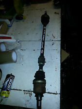 TOYOTA YARIS 1.0 PETROL 06-07-08-09 O/S/F DRIVER SIDE FRONT DRIVESHAFT