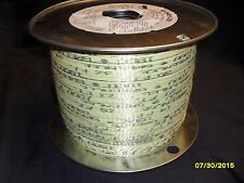 50ft Greenlee 3/8in kevlar woven polyaramid 1800# mule tape strapping tie down