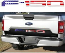 New listing Plastic Tailgate Letter Inserts For Ford F-150 2018 2019 2020 Us Flag