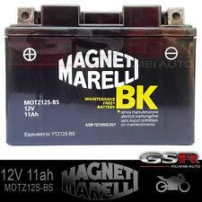 BATTERIA MOTO MAGNETI MARELLI  YTZ12S MOTZ12S- BS  12V  11Ah  BMW HONDA CBR 1000