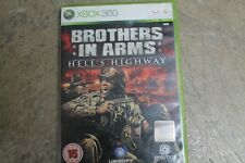 XBOX 360 Game ...... Brothers in Arms .....  Hells Highway