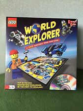 Lego World Explorer: A DVD Fantasy Ride for Kids by University Games