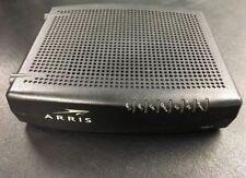 ARRIS Cable Modem, Model TM822g w/ Battery