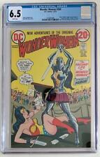 (1973) WONDER WOMAN #204 CGC 6.5 WP! 1ST APPEARANCE NEBULA!