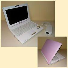 Sylvania Meso Ultra Light Wireless Pink Netbook SYNET581 Mini Laptop PLEASE READ