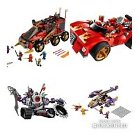 lego Ninjago 70750, 70727, 70726, 70746, 70721, 70720, Sets All Characters