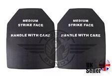 SAPI Dummy Ballistic Plate Set (2pcs) pour airsoft (Moyen - 1:1 Real Taille) SF