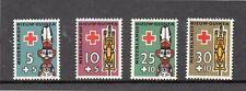 Nueva Guinea Holandesa Cruz Roja serie del año 1958 (DJ-700)