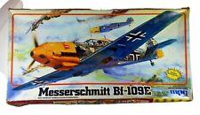 1/24 MPC Messerschmitt Bf-109E WW2 German Plastic Scale Model Kit Sealed 4607