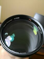 Carl Zeiss Tele-Tessar 300mm f4 for Contax CY Mount West Germany