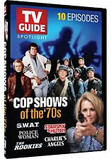 TV Guide Spotlight: Cop Shows of the 70s (DVD, 2014, 2-Disc Set)