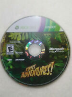 Kinect Adventures, XBOX 360, Game Disc Only