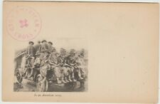 USA   WWI  Red Cross Post Card,  Good condition