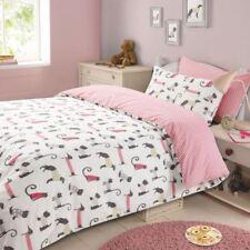 Linge de lit et ensembles blanc avec des motifs Pour enfant, 200 cm x 200 cm