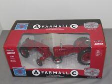 NICE 1/16 IH Farmall A & C Tractor Set, 2016 Red Power Roundup NIB International