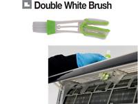 Reinigungsbürste für Split Klimaanlage Wandgerät Kfz lüftungsgitter Rollladen