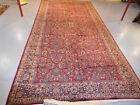 karastan carpet Sarouk 9.9x20 gently used AS IS custom order LOOK ALL PICTURES