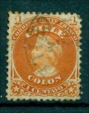 Gestempelte Briefmarken aus Süd- & Mittelamerika