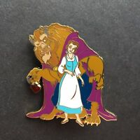DisneyShopping.com - Belle Beauty & Beast Valentine LE 250 Disney Pin 52344